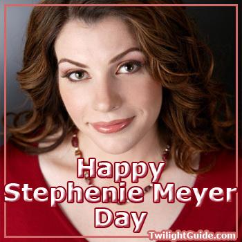 happy Stephie meyers hari