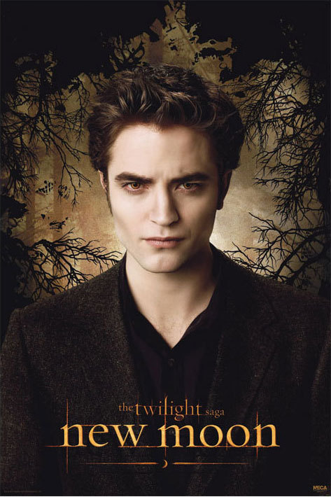 New Edward And Jacob Posters Twilight Crep Sculo Photo