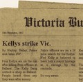 Kelly Gang - 1851