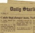 newspaper reports