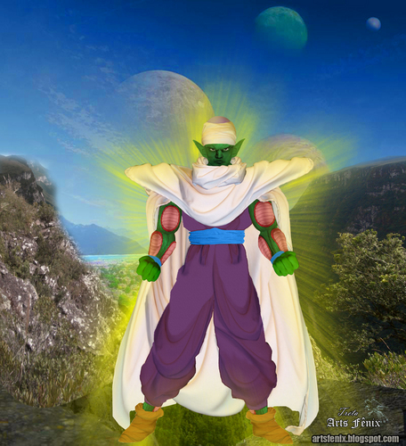 picolo real - dragon-ball-z Photo