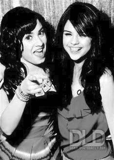 Selena Gomez and Demi Lovato wallpaper containing a portrait called pics from  people the selena and demi edtion