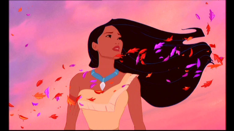 a report on the life of the algonquian indian princess pocahontas Pocahontas' saga: fact and fiction the story of the english captain saved by an indian princess has particularly in dealing with the native algonquian.