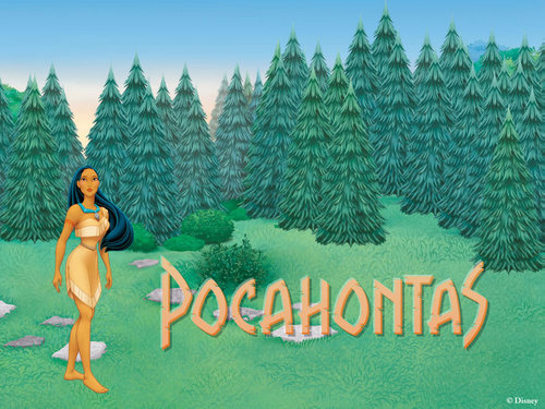 pocahontas - pocahontas Wallpaper