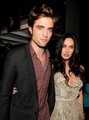 rob and megan fox - twilight-series photo