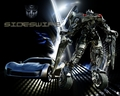 transformers - sideswipe wallpaper