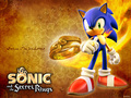 sonic and the secret rings   - sonic-the-hedgehog wallpaper