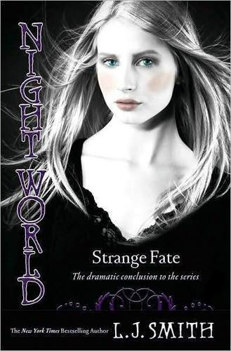 the Strange Fate cover!!