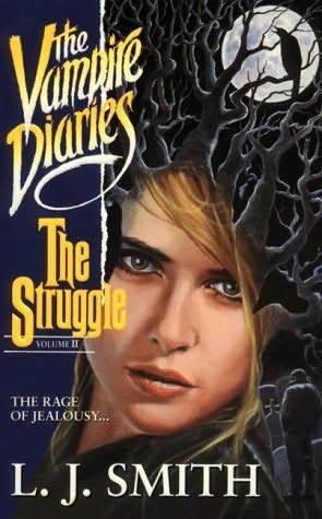 vampire diaries orginal covers