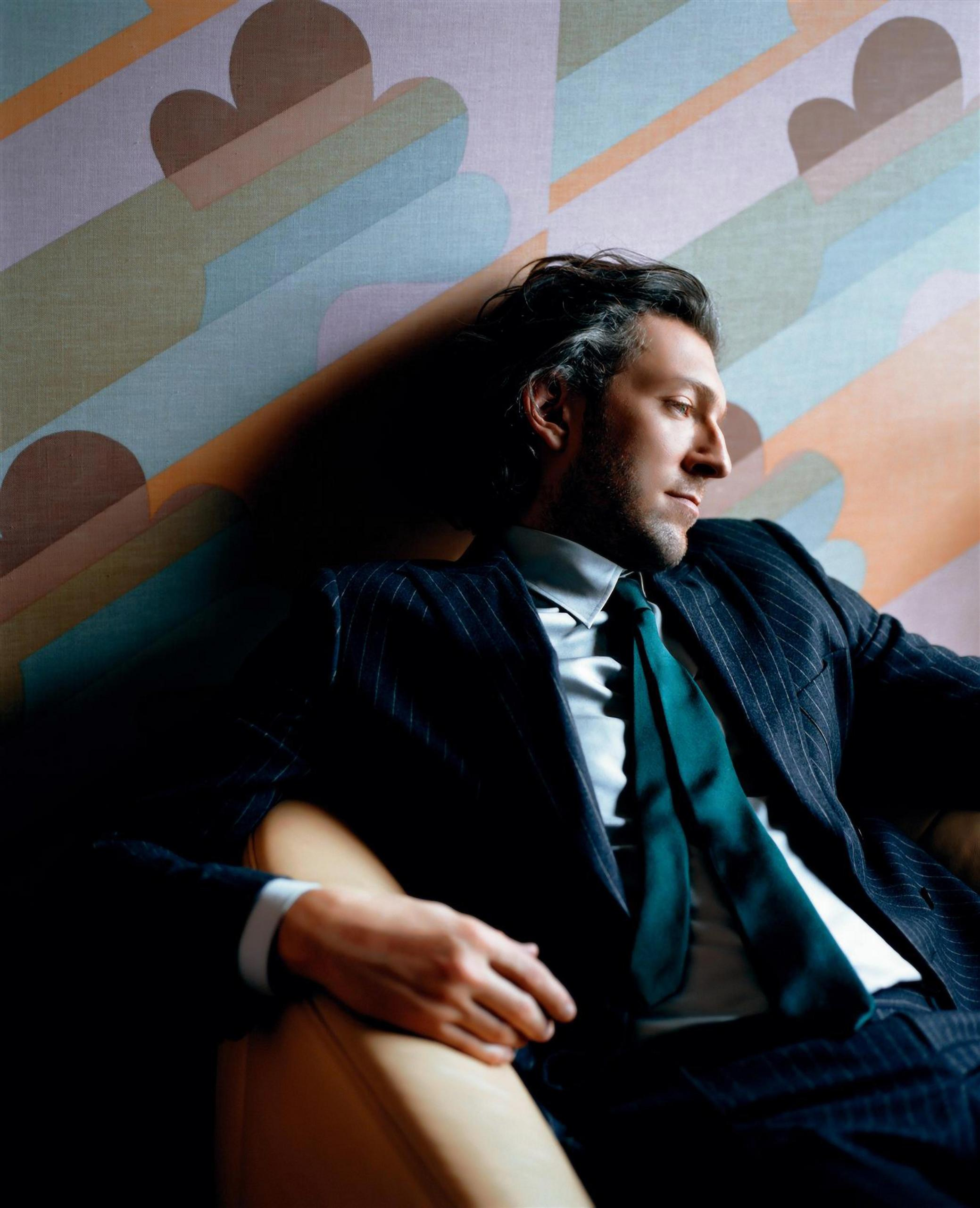 Vincent Cassel - Wallpaper Hot