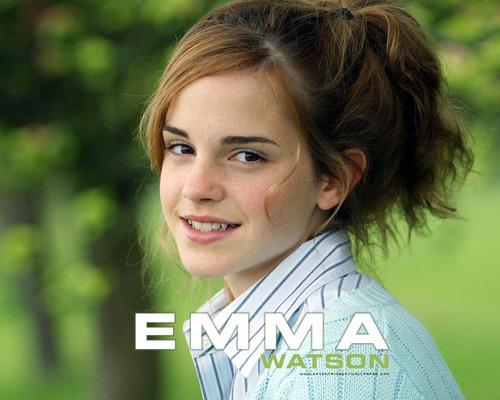 Emma Watson wallpaper containing a portrait titled yaya