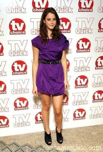 Kaya & Lily - TvChoice awards in London.