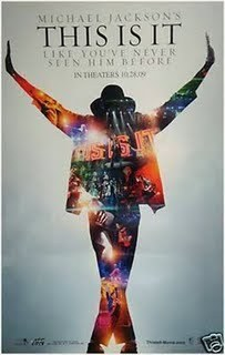 """This is it"" film poster!!!!"