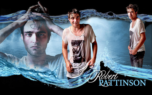 "Robert Pattinson wallpaper probably with a sign entitled ""drowning"" wallpaper"