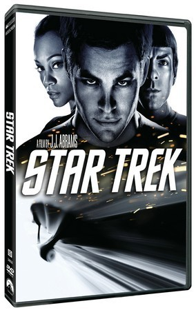 1 disc DVD cover - star-trek-2009 Photo