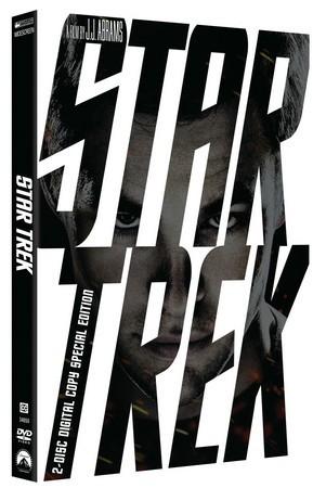 étoile, étoile, star Trek (2009) fond d'écran called 2 disc DVD cover