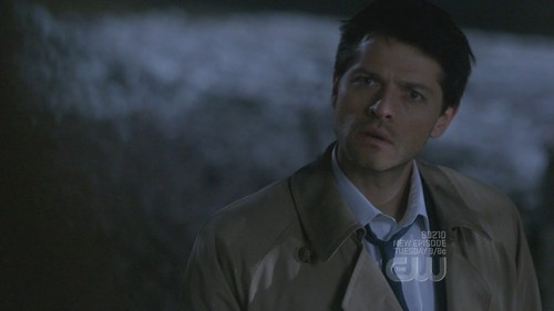 4.20 - The Rapture - castiel Screencap