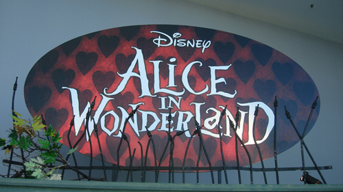 Alice in Wonderland - Disney Expo