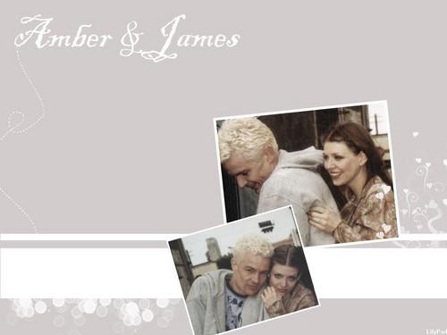 Amber & James