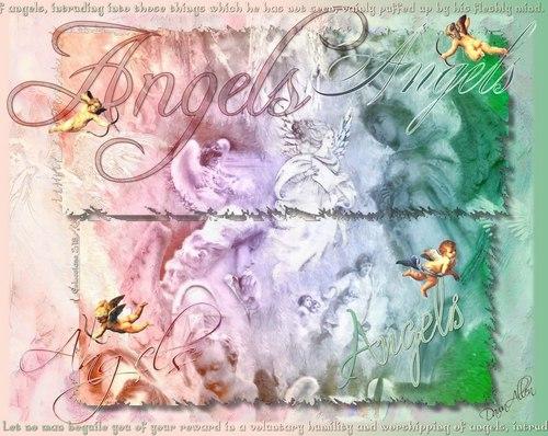 ángel imágenes