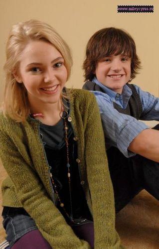 AnnaSophia and Josh