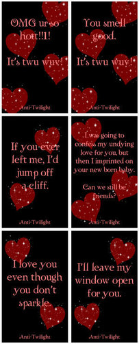 Anti-Twilight Valentines