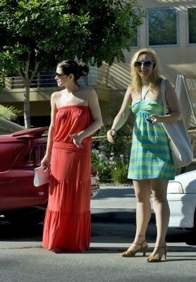 Ashley Greene at Roosevelt Hotel Pool