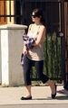 Ashley Greene at Vivian's Cafe-September 5 - alice-cullen photo