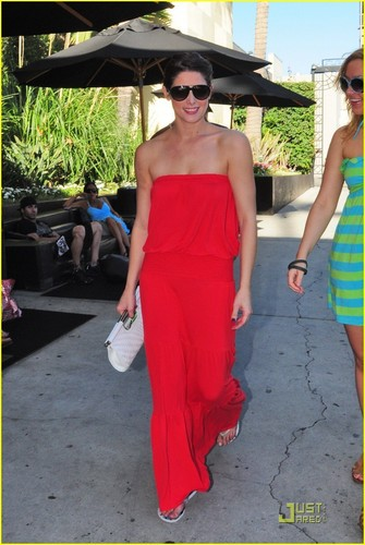 Ashley Greene is Roosevelt Red