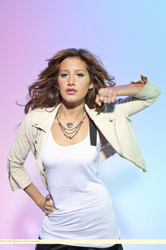 Ashley Tisdale Sugar Magazine photoshoot 2009 part 3