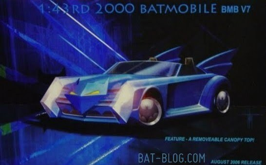 BATMAN'S CORGI BATMOBILE CARS THAT WERE NEVER MADE! Production Art for Unproduced Corgi Car Toys