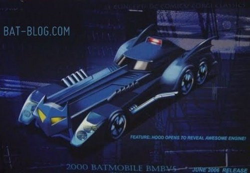 Batman wallpaper called BATMAN'S CORGI BATMOBILE CARS THAT WERE NEVER MADE! Production Art for Unproduced Corgi Car Toys