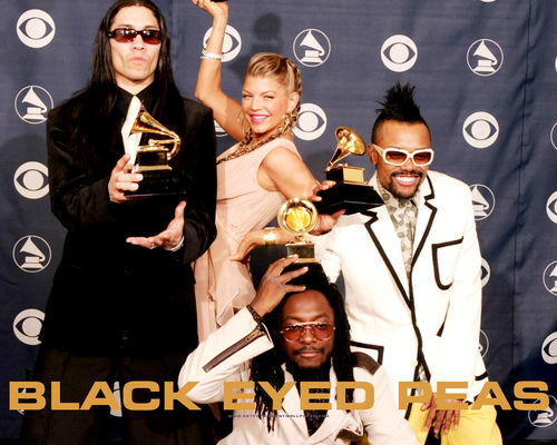 Black Eyed Peas Hintergrund entitled BEP