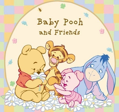 Baby Winnie and Friends