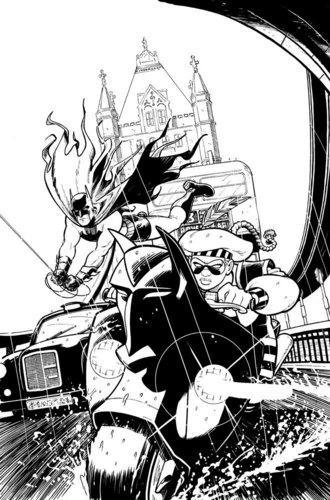 ব্যাটম্যান anr Robin #7