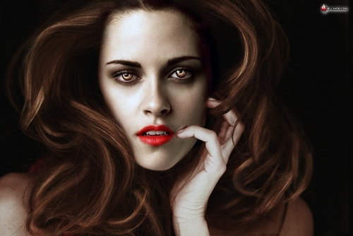 kristen stewart bella hair. 2010 Actress Kristen Stewart