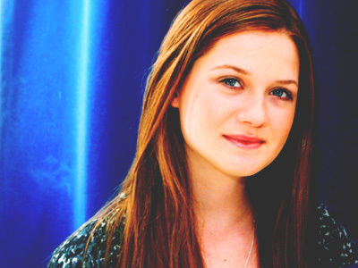 Bonnie Wright wallpaper containing a portrait called Bonnie