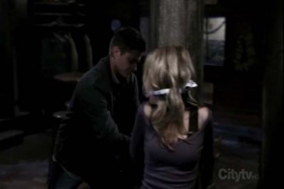 Born Under A Bad Sign 2x14 - dean-and-jo Screencap