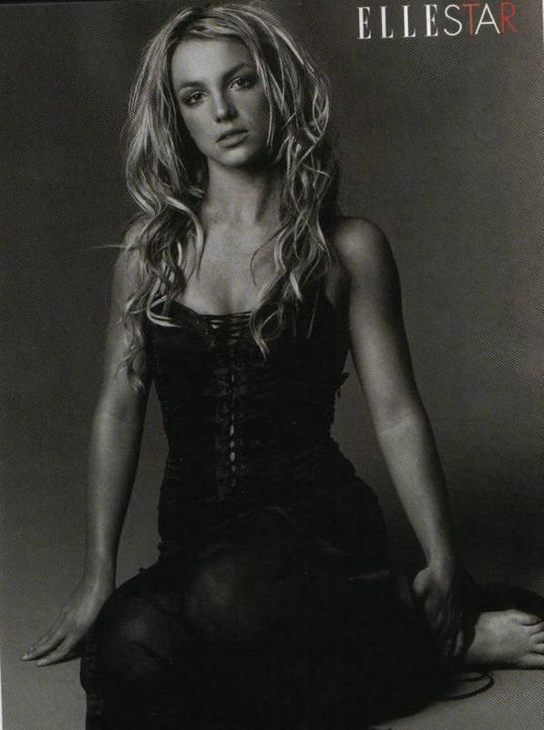 Britney spears on elle elle magazine photo 8031535 for Elle elle