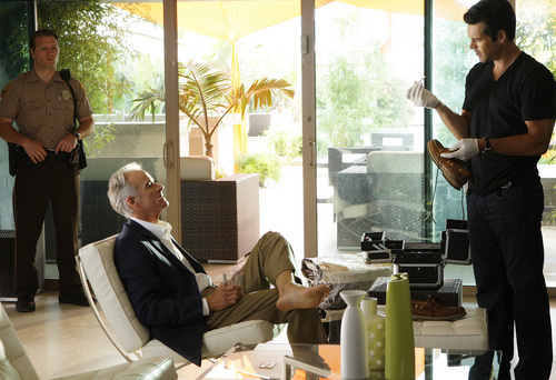 CSI: Miami - Episode 8.03 - Bolt Action - Promotional các bức ảnh in HQ