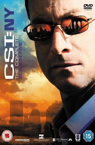 csi - nueva york Season 5 Boxset
