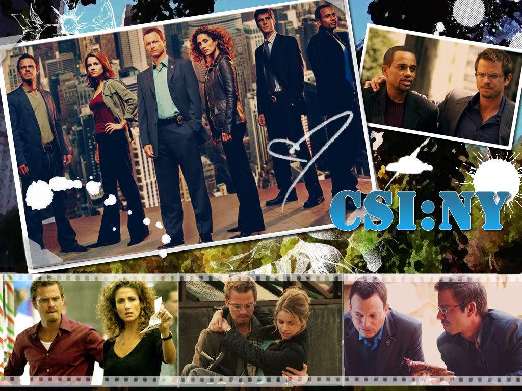 CSI:NY - CSI:NY Wallpaper (8075394 ...