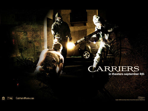 Carriers (2009) wallpaper