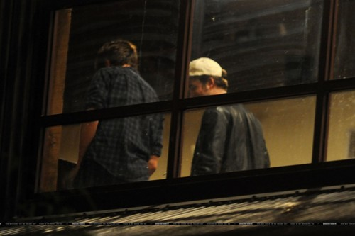"Cast @ ""The Backstage Lounge"" tamasha"