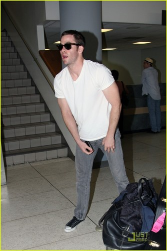 Chris @ LAX