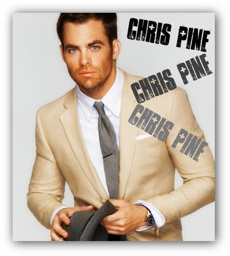 ChrisPine Fanart