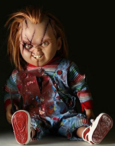 Horror Movies wallpaper entitled Chucky