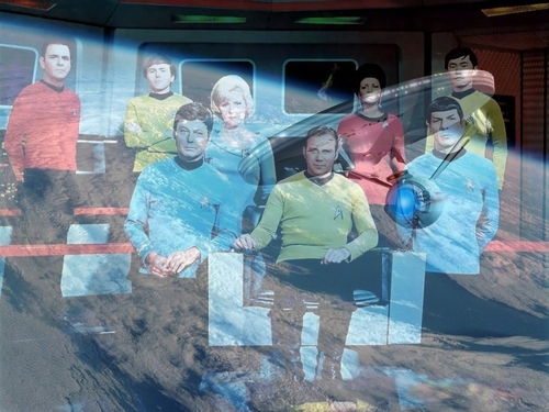 Crew of the Enterprise - TOS Edition