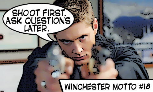 Dean Comic Graphics