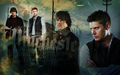 Dean & Sam - dean-winchester wallpaper